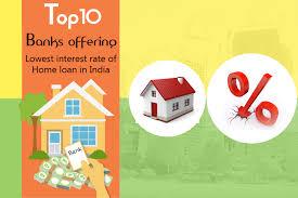 Top Banks Offering Lowest Home Loan Interest Rates Nov 2019