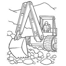 Coloring Pages Tractor Tom Coloring Pages
