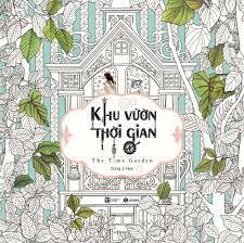 Khu Vườn Thời Gian (Sách Tô Màu Dành Cho Người Lớn): Song Ji-Hye;Hà Hương:  8936037796734: Amazon.com: Books