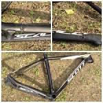 Рама велосипед карбон своими руками