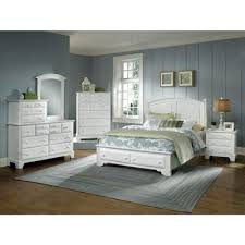 Hamilton Franklin King Panel Bed W/Storage   Bernie And Phyls