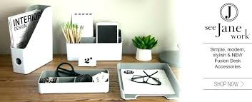 trendy office accessories. Modren Office Office Desk Accessories Organizers And  Trendy Home Remodel Stylish Desktop  Inside Kitchen Parsfanco