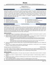 It Business Analyst Resume Examples Business Analyst Resume Examples Fresh Sample Resume Business 10