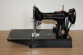 White Featherweight Sewing Machine