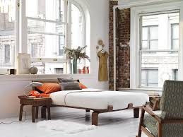 Design Within Reach Coat Rack Case Study Alpine Bed and Bedside Table DWR bedding by Judy White 61