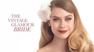wedding makeup tutorial the vine glamour bride