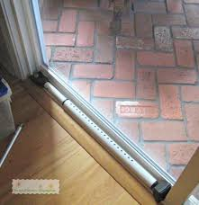 Door security floor bar Charming Bedroom Keep In Mind This One Seen Above Is The Same Type That Can Be Used For Regular Door Except Someone Just Laid It Down So It Fit In That Space And Master Lock We Review The Best Door Security Bars And Jammers