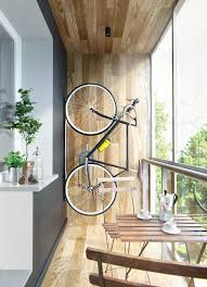 Bike hanger for apartment Ceiling Balcony Storage Idea Bike Storage Ideas 30 Creative Ways Of Storing Bike Inside Your Home Not Paper House Bike Storage Ideas 30 Creative Ways Of Storing Bike Inside Your Home