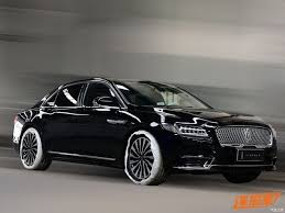 2018 lincoln images. Interesting 2018 2018 Lincoln Continental Carscoops Posts For Images S