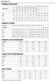 Speedo Swimsuit Size Chart Youth Speedo Endurance Thin Strap 19