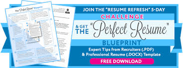 Resume Writing Tips For 2017 - The Perfect Resume Template Part Ii ...