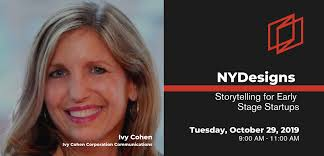 Storytelling for Early Stage Startups : Events | Long Island City  Partnership