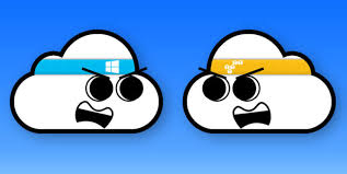 Aws Vs Azure Comparison Chart Cloud Services Comparisons Azure Vs Aws Which One Is Better