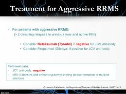 Ms Treatment Comparison Chart Relapse Remitting Ms
