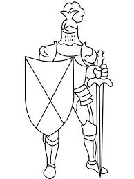 Small Picture coloring pages knights shields images about scouts stuff on