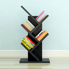 Decorative Book Display Stands Stand Rack Storage Holders Wood Bookcase Books Storage Rack 2