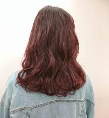 マルサラカラーとは大人っぽ髪色で上品レディになろうfeely