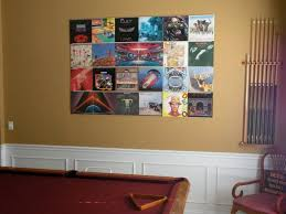 Gallery of Nice Vinyl Records Decorations for Wall
