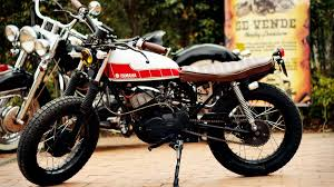 yamaha archives cafe racer tv