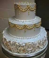 Wedding Anniversary Cake Ideas Golden Cup Cakes