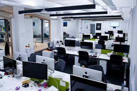 software company office. The Work Stations Software Company Office A