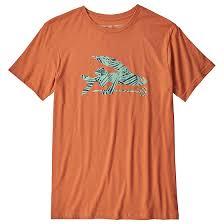 <b>Футболка PATAGONIA</b> M'S <b>FLYING</b> FISH ORGANIC T-SHIRT SS19 ...
