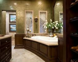 Master Bathroom Mediterranean Master Bathroom Before And After