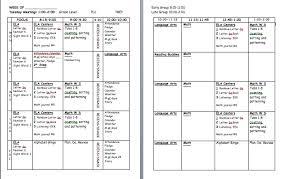 Teacher Plan Book Template Free Sanjonmotel