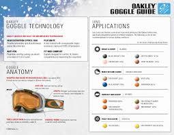 Oakley Goggle Lens Tint Chart Louisiana Bucket Brigade
