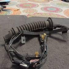 nos 1974 1978 ford mustang ii radio door speaker wiring harness fox body mustang wiring harness at Mustang Ii Wiring Harnes