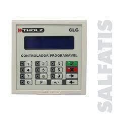 CLP - Controlador Lógico Programável CLG535R (458) Tholz - Irmãos Salfatis
