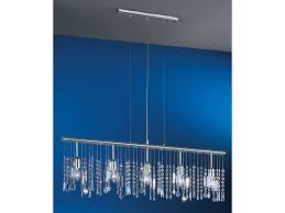 linear crystal chandelier foter pertaining to awesome household linear crystal chandelier decor