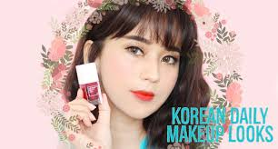 korean daily makeup looks bahasa indonesia