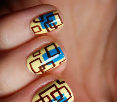 Picture 1 of 4 - Easy Pedicure Nail Pattern - Photo Gallery | 2016 ...