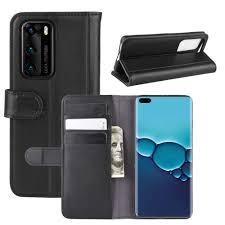 <b>CHUMDIY Flip</b> Case for Huawei P40 <b>PU Leather</b> Wallet Phone ...