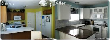 painted counters