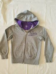 Girls Size M Nike Jumper To Fit Girl Aged About 12 Kids