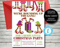 office party flyer office party invite etsy