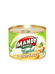 Mandy - Vegetal Pate with Mushrooms 200g | 5941334002191 ...