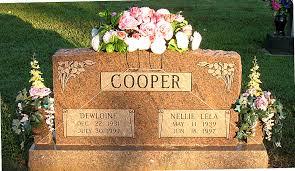 Nellie Lela Holt Cooper (1939-1997) - Find A Grave Memorial