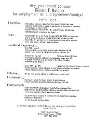 Old Resume Format Resume Builde Show Simple Resume Freshers