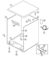 wiring diagram pyetayw wiring diagram and schematic whirlpool la 1044 dryer heating element kit liancepartspros part diagram