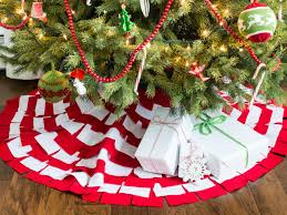 Tree Skirt Patterns Magnificent Decorating