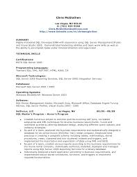 ... Beauteous Sql Resume Resumes Pl Developer 20 Astounding Web ...