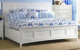 white king storage bed. Exellent King Kaneu0027s Furniture  Kentwood White King Storage Bed In T