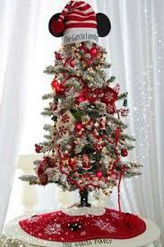 19 Most Creative Kids Christmas Trees  Mickey Mouse Christmas Christmas Tree Kids