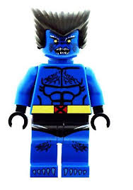 Make a coloring book with x men lego for one click. The Beast From X Men Xmen Custom Designed Minifigure Lego Custom Minifigures Marvel Lego Sets Lego Marvel Super Heroes