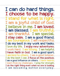 Daily Morning Affirmations Every Kid Should Shout Before Leaving