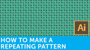 How To Make Pattern In Illustrator Interesting Flat Design Tutorials How To Make A Repeating Pattern In Adobe