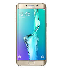 samsung 6 edge. front view of gold platinum galaxy s6 edge plus samsung 6 a